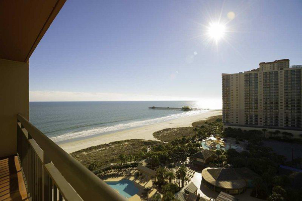 Myrtle Beach Thanksgiving Packages