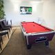 Encantada Resort pool table