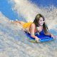 Fantasy World Resort boogie boarding