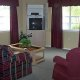 Festiva Branson Inn and Suites sitting area TV