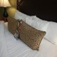 Francis Marion Hotel bed closeup