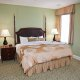 Francis Marion Hotel bed