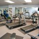 Francis Marion Hotel fitness room