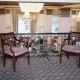 Francis Marion Hotel lobby balcony