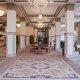 Francis Marion Hotel lobby entrance