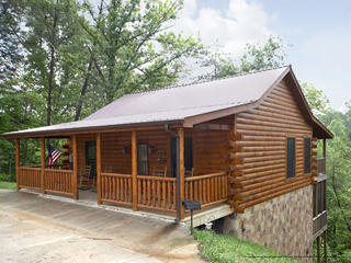179 Gatlinburg 3 Day Labor Day Deal 2 Bedroom Cabin