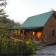Mountain Lake Retreat Cabin in Gatlinburg, Tennessee.