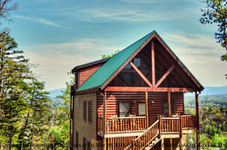 259 Gatlinburg 3 Day Valentines Day Deal 3 Bedroom Cabin