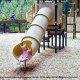 Playground in Gatlinburg Town Square Hotel in Gatlinburg, Tennessee.