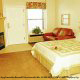 Luxury Bedroom in Gatlinburg Town Square Hotel in Gatlinburg, Tennessee.