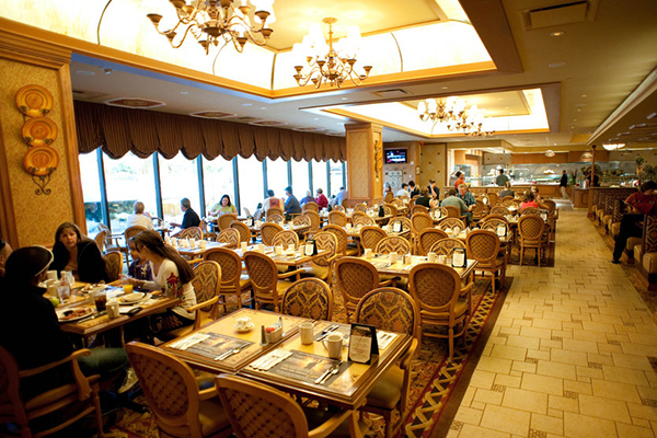 Etonnant Golden Nugget Hotel And Casino Dining Area