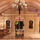 Entrance and lobby at Gran Melia Gulf Resort, Rio Grande, Puerto Rico.