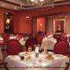 Dining area at Gran Melia Gulf Resort, Rio Grande, Puerto Rico.