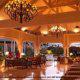 Outdoor breeze way at Gran Melia Gulf Resort, Rio Grande, Puerto Rico.