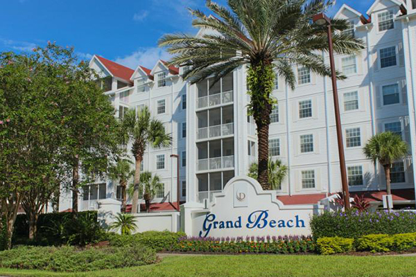 Grand Beach Resort In Orlando Florida