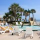 Grand Seas Resort kiddie pool overview