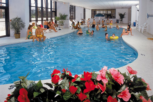 219 Spring Break At The Grande Shores Hotel In Myrtle Beach Rooms 101