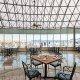 Great Parmassus Resort and Spa translucent restaurant