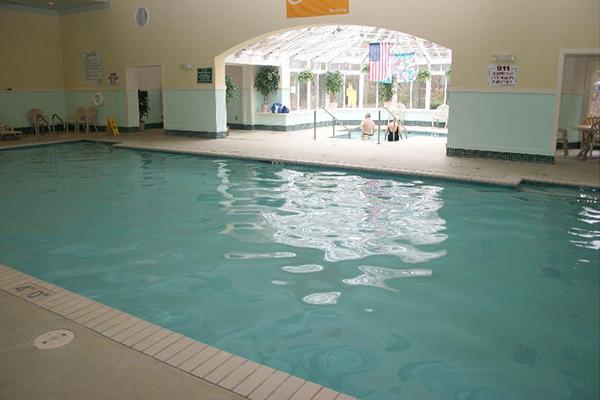 Greensprings Plantation Resort Indoor Pool