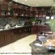 Breakfast Area at Hampton Vilano Inn in St. Augustine, Florida.