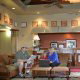Spacious Lobby at Hampton Vilano Inn in St. Augustine, Florida.