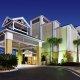 Holiday Inn Express entrance