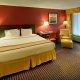 Holiday Inn Express king room 2