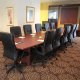 Holiday Inn Express Riverview in Charleston conference room