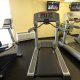 Holiday Inn Express Riverview in Charleston treadmills