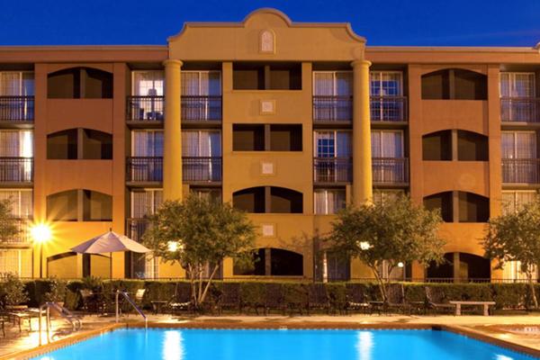 Spring Break San Antonio Vacation At Holiday Inn Hotel San
