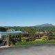 The Hotel Pigeon Forge deck