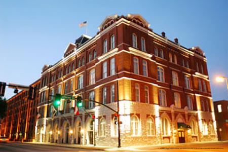 Inn at Ellis Square, Savannah, GA