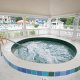 Inn at Oak Plantation hot tub