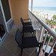 Inn on the Beach Resort balcony