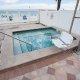 Inn on the Beach Resort hot tub