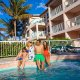 Island Palm Resort hot tub