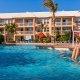 Island Palm Resort pool