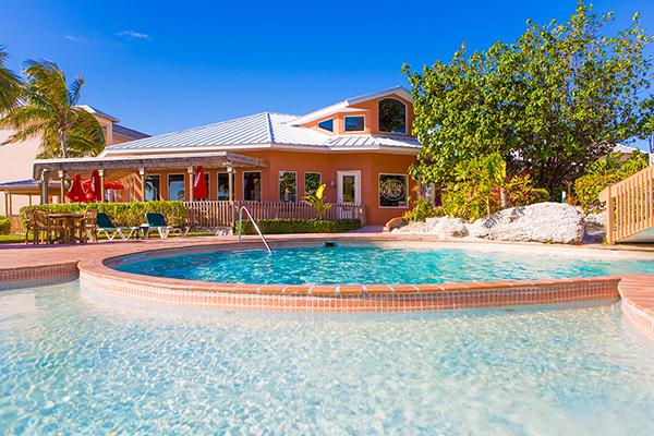 Swimming At Island Seas Resort Freeport