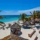 Island Seas Resort beach overview
