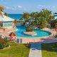 Island Seas Resort pool overview