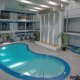 La Quinta Branson pool area