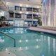 La Quinta Branson pool stairway