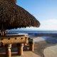 Las Palmas by the Sea outdoor bar