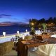 Las Palmas by the Sea outdoor dining