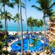 Las Palmas by the Sea pool overview