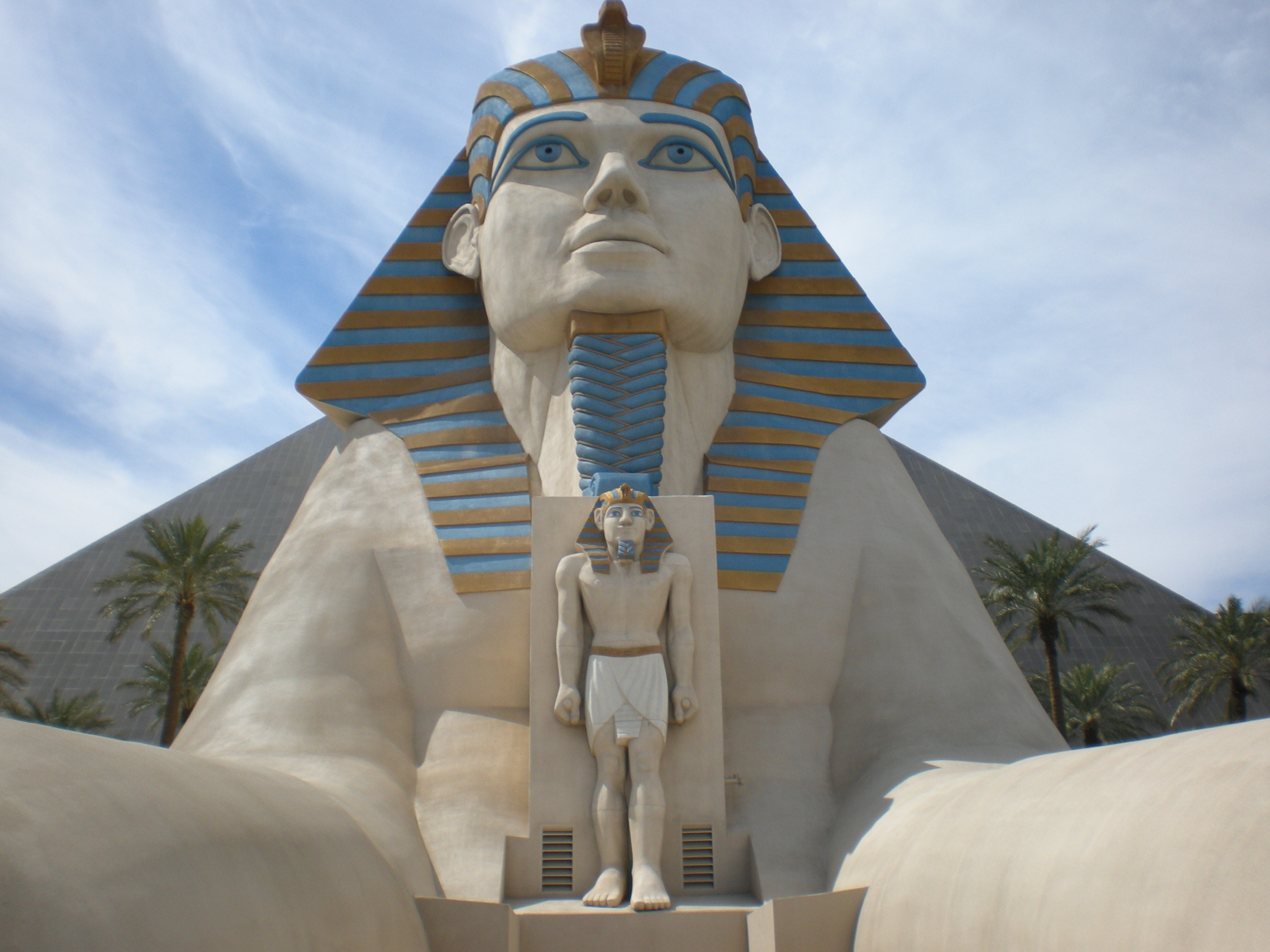 Pharaoh in Las Vegas