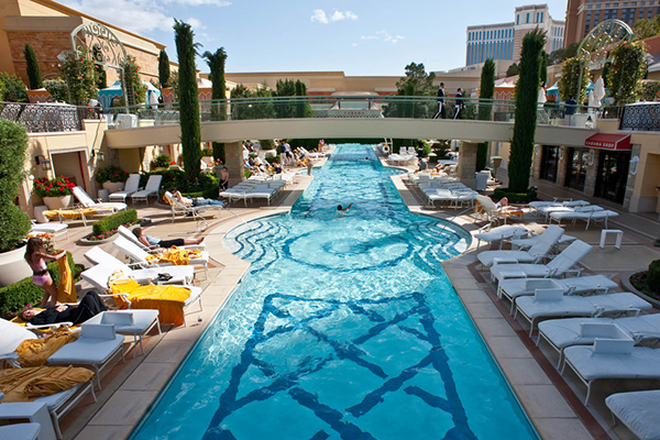 719 Summer Vacation At Wynn Las Vegas Resort In Las Vegas