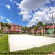 Volleyball Court View At Legacy Vacation Club in Orlando/Kissimmee, Florida.