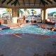 LVH Hotel hot tub