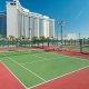 LVH Hotel tennis court